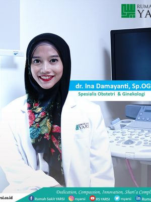 dr. Ina Damayanti, Sp. OG